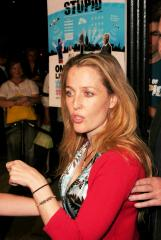 "New York, USA. Gillian Anderson at ""The Age of Stupid"" Global World broadcast at the World Financial Center-Winter Gardens.Ref: LMK33-17056GLYN-220909George Lynn/Landmark MediaWWW.LMKMEDIA.COMNO WEBSITE USE WITHOUT PRIOR AGREEMENT OR ARRANGEMENT *THIS IS AN IDS EDIT.  A FULL SET OF PICTURES FROM THIS EVENT CAN BE FOUND ON THE LANDMARK MEDIA WEBSITE*"