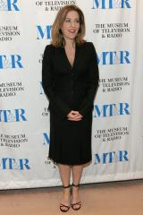 Gillian Anderson==Cast Members of BBC's Bleak House Attend Panel Discussion and Screening of Highlights at The Museum of Television and Radio==Museum of Television and Radio, New York==June 6, 2006==©Patrick McMullan==Photo-Jimi Celeste/PMc==