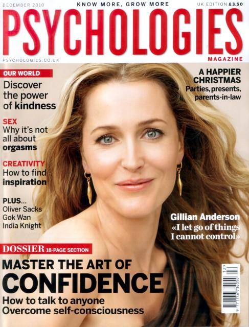 Fiasco Magazine Gillian Anderson. Gillian Anderson